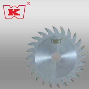 CNC saw blade 230 * 4 * 30 * 26T large teeth saw blade aluminum-plastic door and window equipment dedicated Wick cutting tool manufacturers direct supply