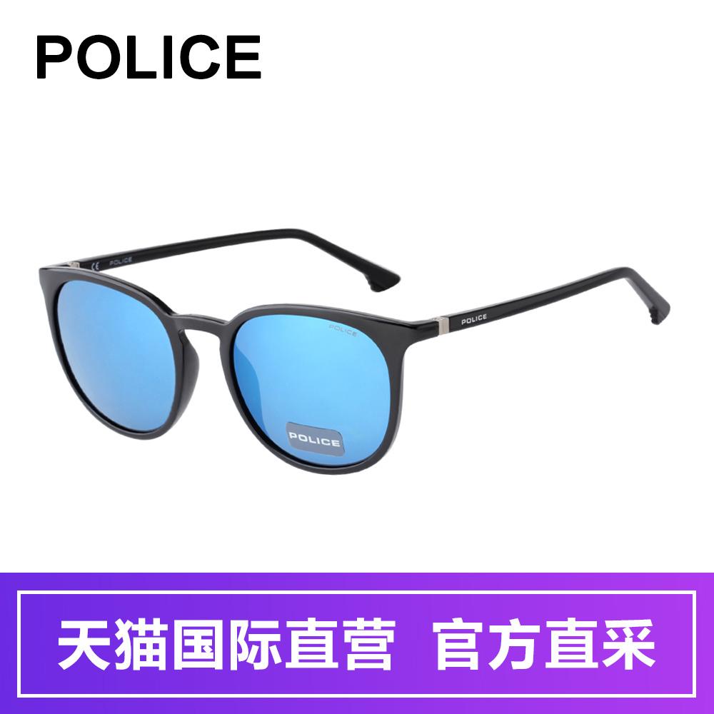 【直营】POLICE新品太阳镜男士潮流眼镜驾驶墨镜SPL343K