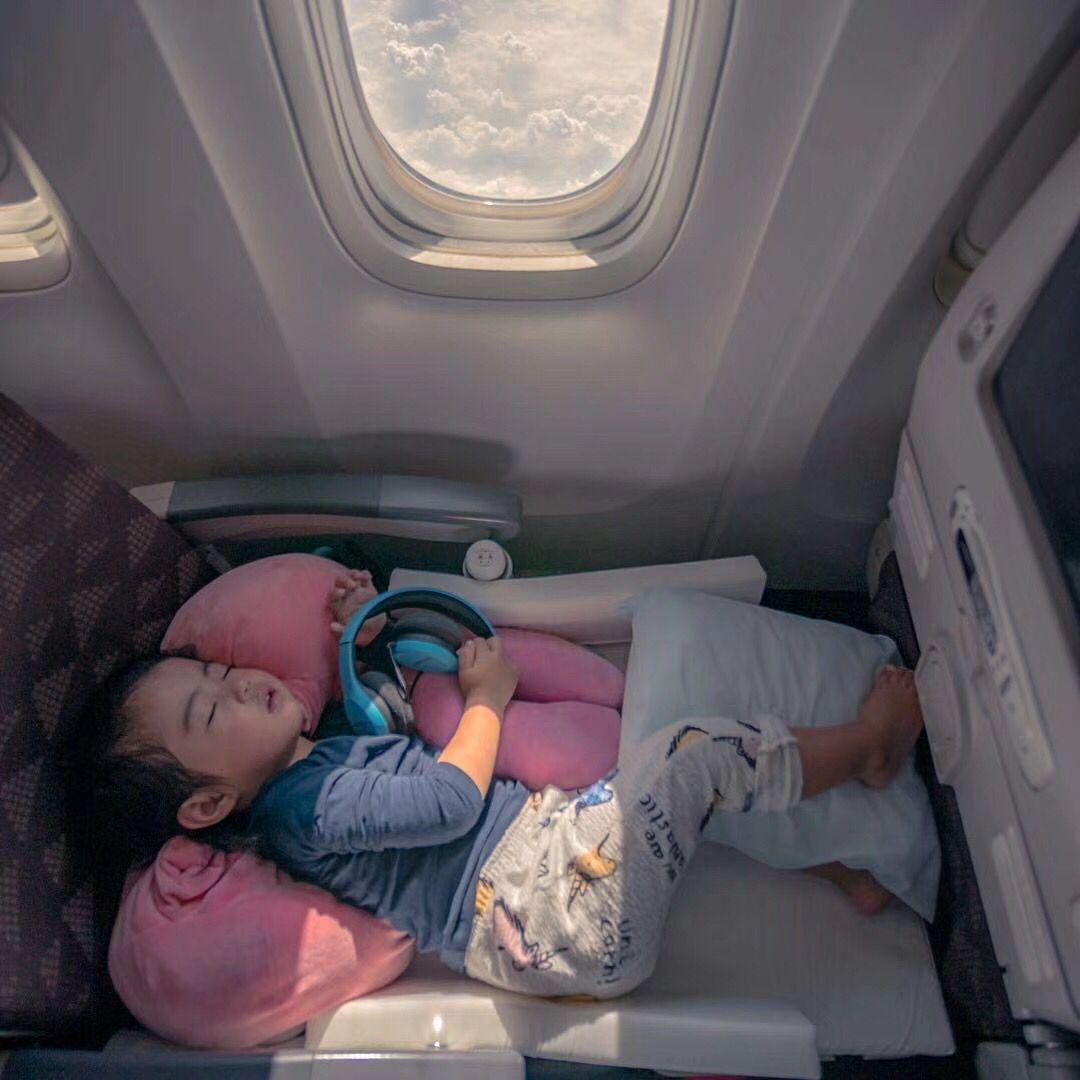 minnow儿童多功能旅行箱升舱神器骑行行李箱便携可变旅行床出行
