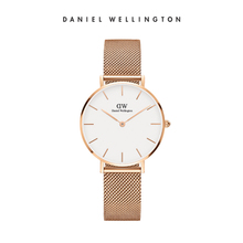 Daniel Wellington Daniel Wellington DW Watch Women dw Simple Metal Black and White Dial