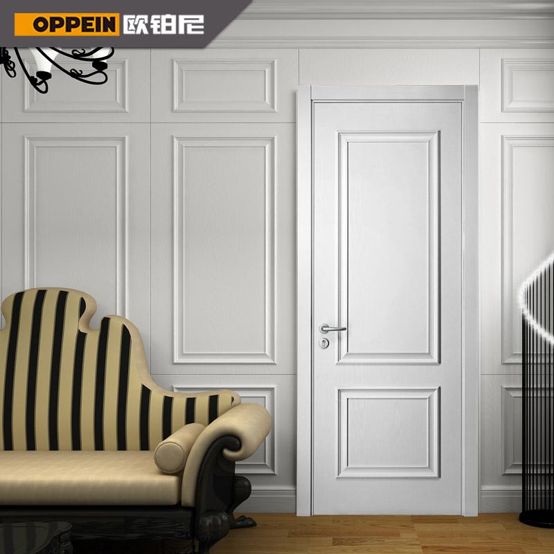 欧派欧铂尼木门 室内门房门卧室门厨房门北欧时尚烤漆门定制