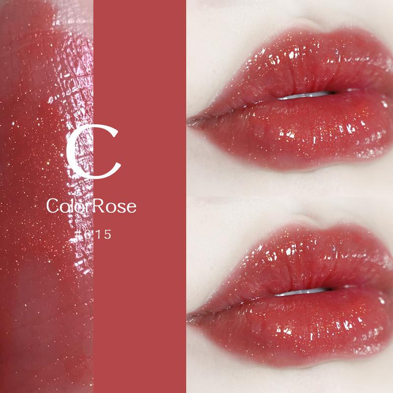 colorrose/唇釉英国品牌口红女学生款唇彩唇蜜法国小众德国哑光正