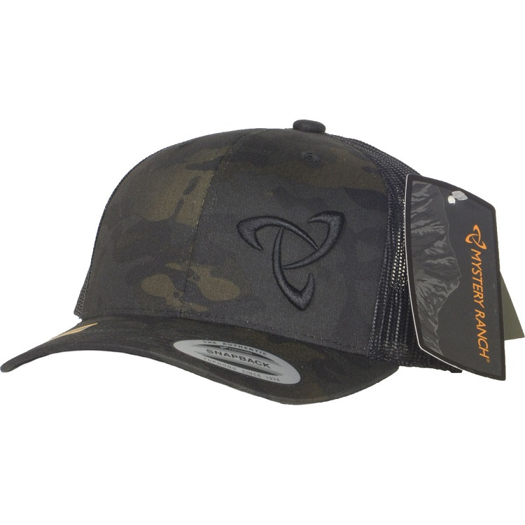 Mystery Ranch 神秘农场 Spinner Trucker Hat 棒球帽 牧场