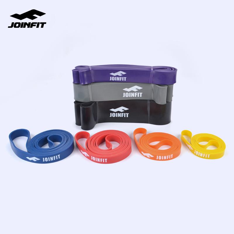 Joinfit引体向上辅助带女瑜伽健身弹力带男力量训练阻力拉伸拉力