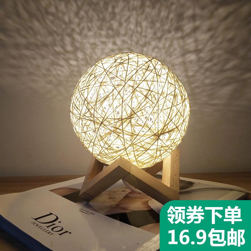 床头灯用壁灯和台灯好