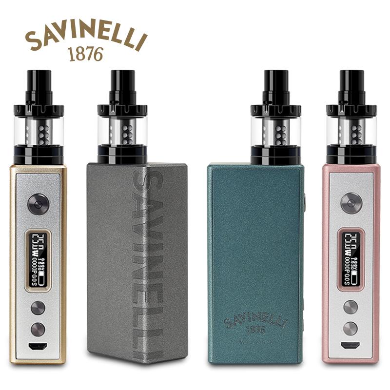 2017新款沙芬SAVINELLI云图电子烟大烟雾戒烟正品套装口感雾化器