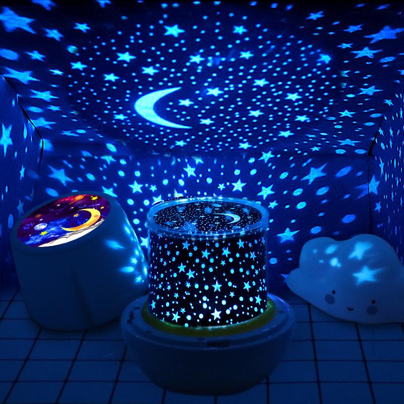 卧室装饰生日求婚浪漫房间布置惊喜创意用品网红彩灯满天星星空灯