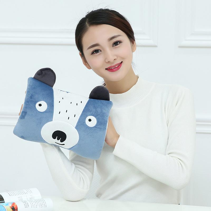 【加绒保温】防爆充电式暖手宝热水袋