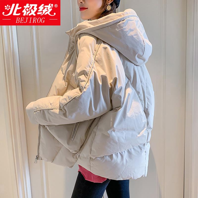 羽绒棉服女短款韩版宽松棉衣加厚新款潮学生面包服小棉袄冬季外套