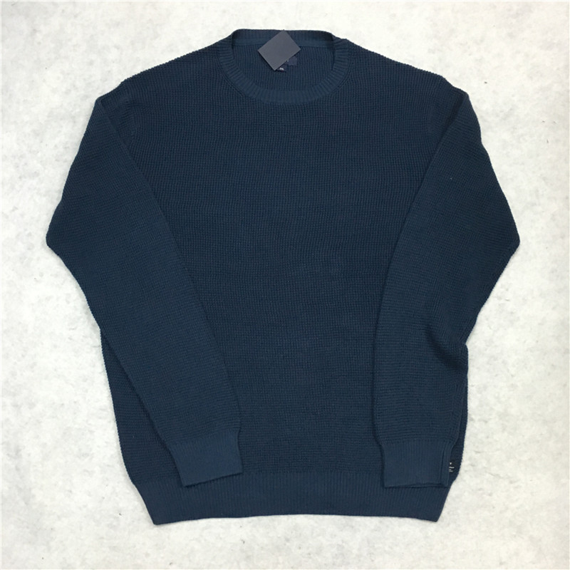 Men's cotton round neck sweater G3