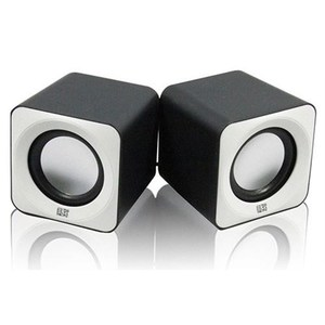 Computer Audio Multimedia Desktop Speaker Mini Subwoofer USB Impact Family Dormitory