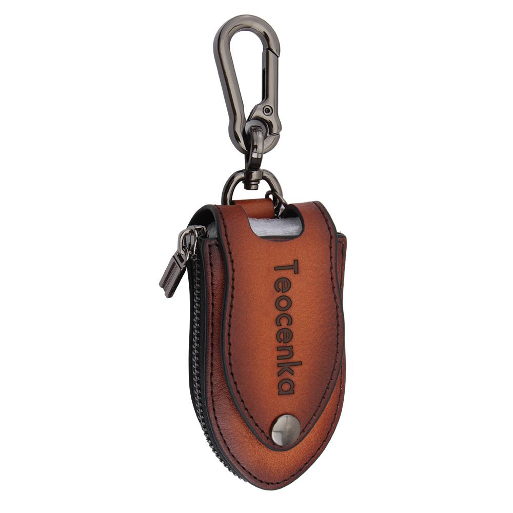 汽车通用钥匙包真遥控皮套适用于大众现代起亚传祺福特雪佛兰别克