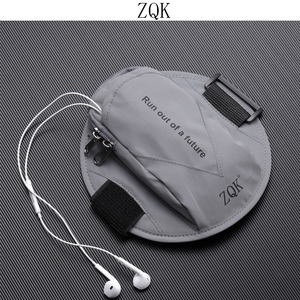 Running mobile phone arm bag outdoor mobile phone bag men and women universal arm band sports mobile phone arm cover wrist bag waterproof