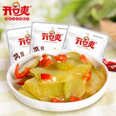 开口爽脆莴笋小吃零食湖南特产农家自制香辣味下饭菜咸菜腌菜300g