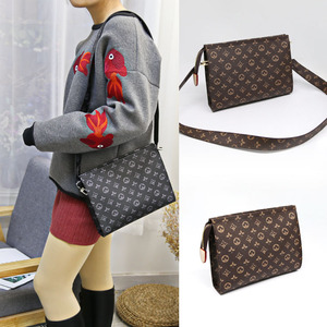 2019 new clutch fashion printing trendy ladies handbags large-capacity clutch bags mobile phone bags envelopes women bags