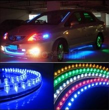 汽车装饰灯/彩灯we5/轮胎灯yc灯led灯条氛围灯带/底盘灯