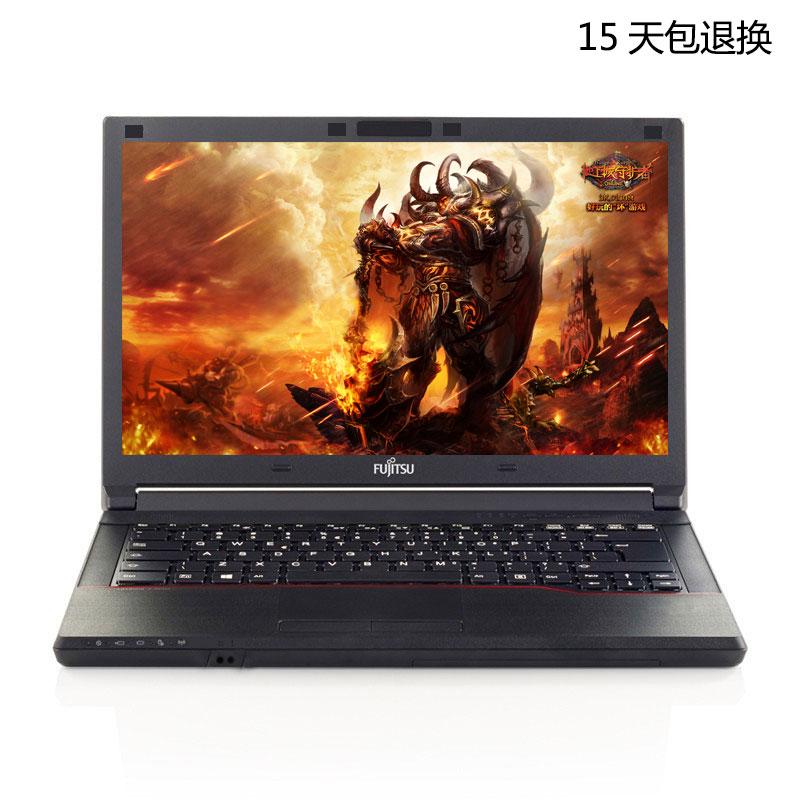 富士通畅玩英雄联盟四核笔记本电脑 i5i7四代固态商务办公游戏本