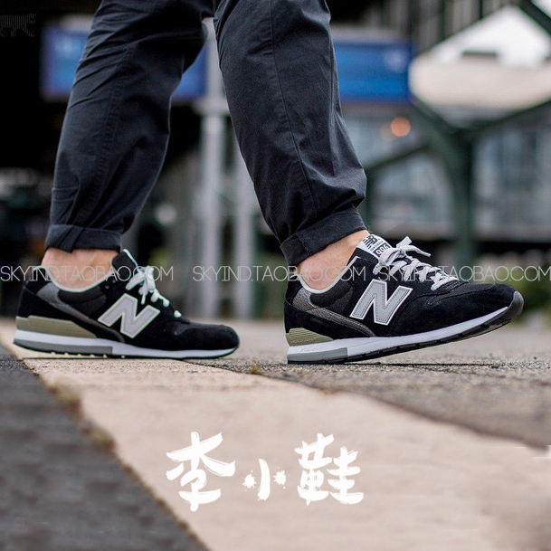 NEW BALANCE/NB余文乐运动跑鞋MRL996BL/AT/AR/JB/LJ/NE/DC/TA/ND