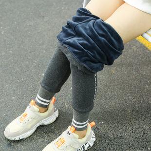 女童加绒裤儿童 子加厚保暖宝宝