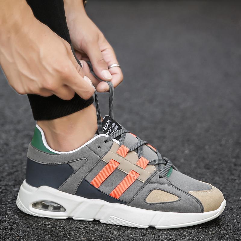 男鞋冬季潮鞋韩版潮流运动鞋子男跑步休闲鞋情侣板鞋加绒保暖棉鞋