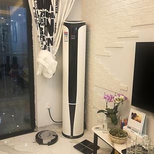 金三洋JENSANY圆柱空调立式客厅柜机大2/3/5匹p单冷暖挂机壁挂式