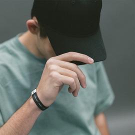 帽子男女韩版潮牌鸭舌帽户外运动遮阳帽防晒太阳帽时尚潮流棒球帽