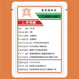 保健品酿酒酸奶饮料果酱食用添加剂酸味剂降低PH值食品级L-苹果酸