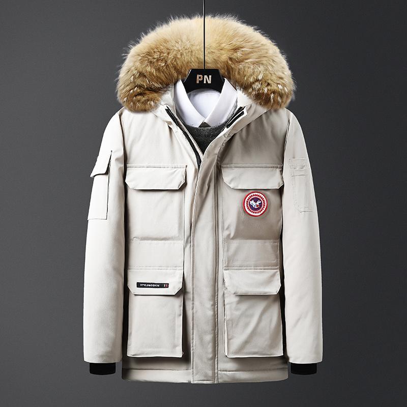 羽绒棉衣男士外套冬季韩版潮流棉衣服2019新款加厚保暖宽松大码