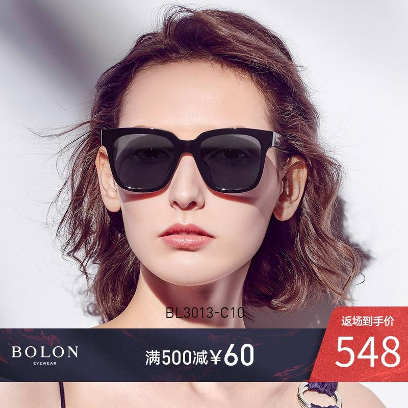 BOLON暴龙偏光太阳镜潮流板材D型墨镜时尚复古眼镜男女BL3013