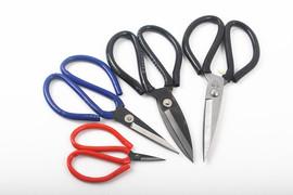 工业厨房家用皮革剪刀民用裁缝剪缝纫大小剪裁剪刀油锯刀剪