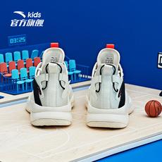 安踏儿童篮球鞋男童鞋子2020夏款新款大童运动鞋网面透气官网旗舰