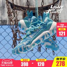 安踏轻骑兵5篮球鞋男鞋官网旗舰2020新款汤普森球鞋KT3低帮运动鞋