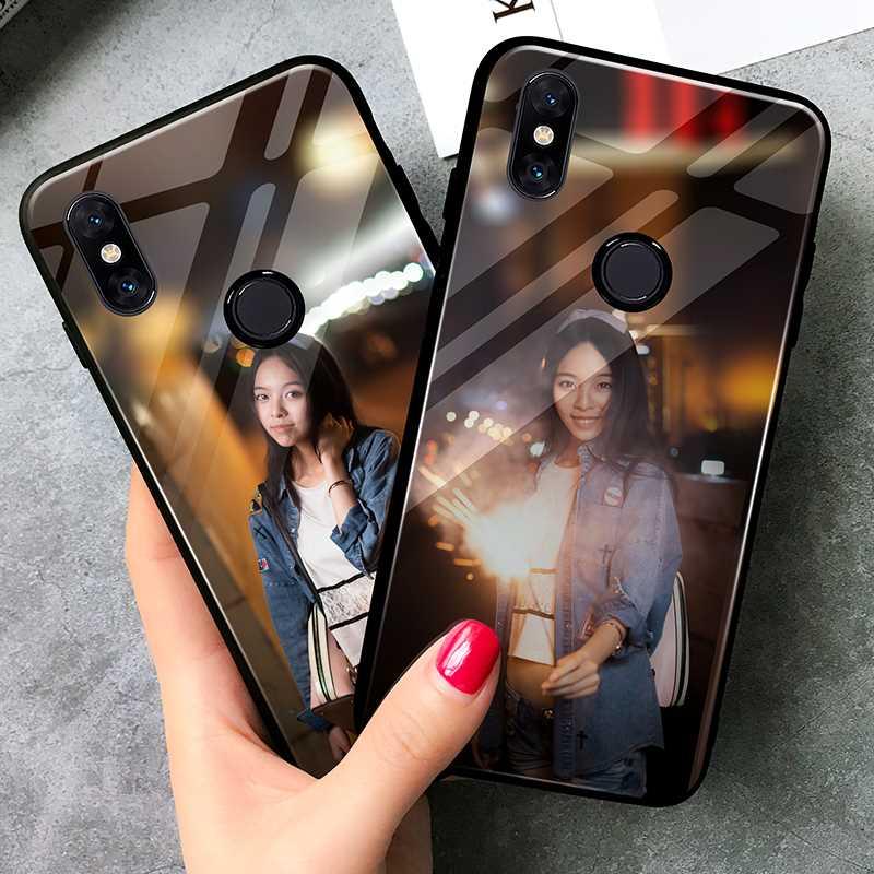 小米mix3手机壳来图定制磨砂个性创意私人订制照片diy订做套订制