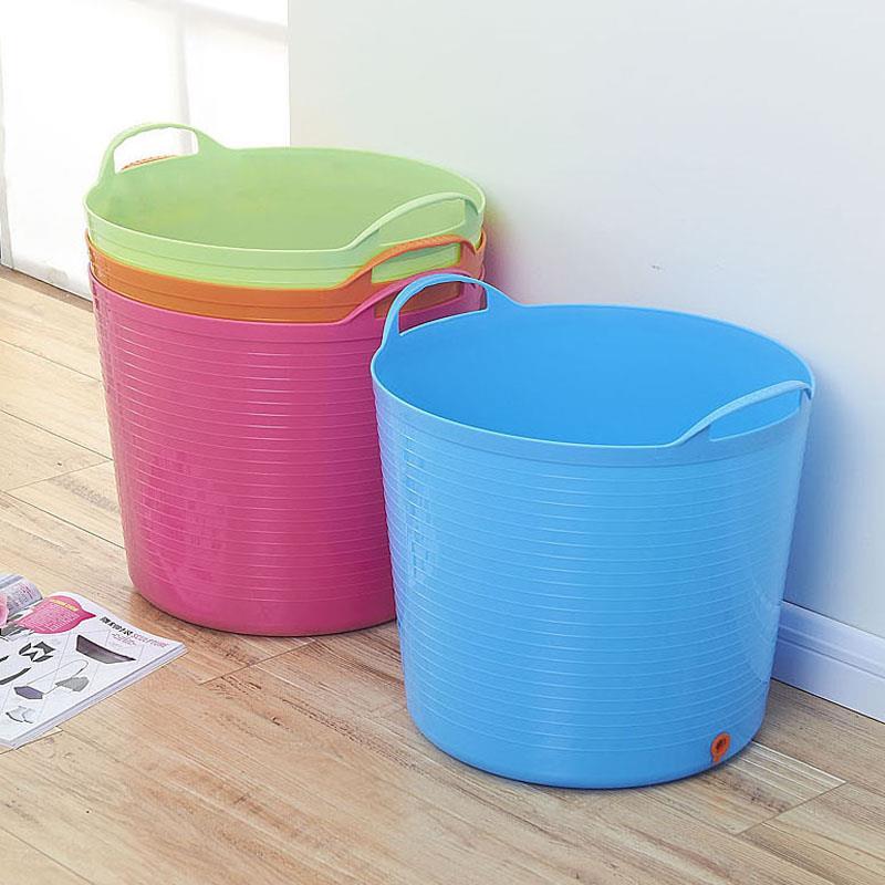 儿童洗澡桶女大号中大童泡澡桶可折叠可坐躺0-12岁便携式宝宝浴桶