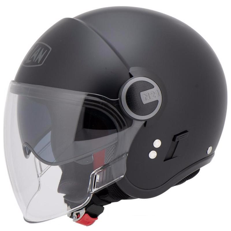意大利Nolan N21头盔经典头盔摩托车机车喷气式头盔