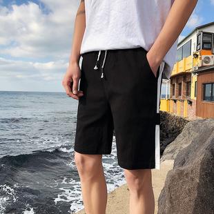 短裤男士夏季休闲运动宽松薄款五