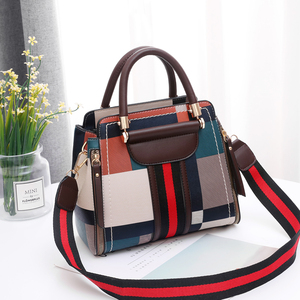 Fanyu Small Bags Women's Bags 2019 New Trend Korean Fashion Ms. Shoulder Messenger Bag Printing Wild Handbag