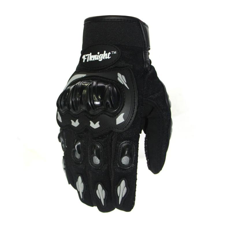 摩托车手套 全指越野骑行手套 户外装备机车骑士防摔透气夏季手套