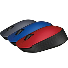 Official flagship store Logitech M170 wireless mouse laptop portable office game