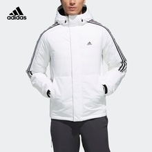Adidas official website Adidas men's winter outdoor down jacket eh3994 eh3995 eh3996