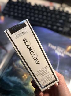 美国直邮GlamGlow格莱魅白色发光面膜 清洁控油去黑头 100克 包邮