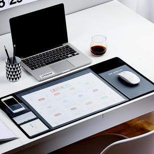 抖音神器电脑办公室学习防水写字桌垫书桌垫创意家用鼠标垫超大号