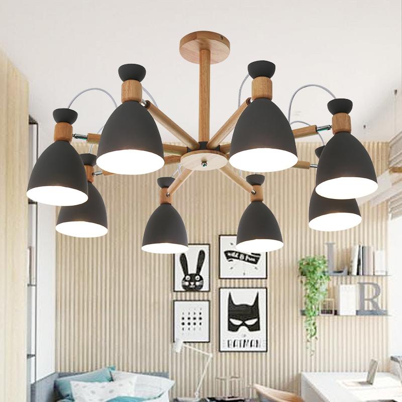 北欧风创意餐厅灯