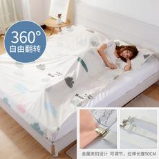旅行被套酒店隔脏睡袋成人室内旅游单人双人床单便携式纯棉宾馆