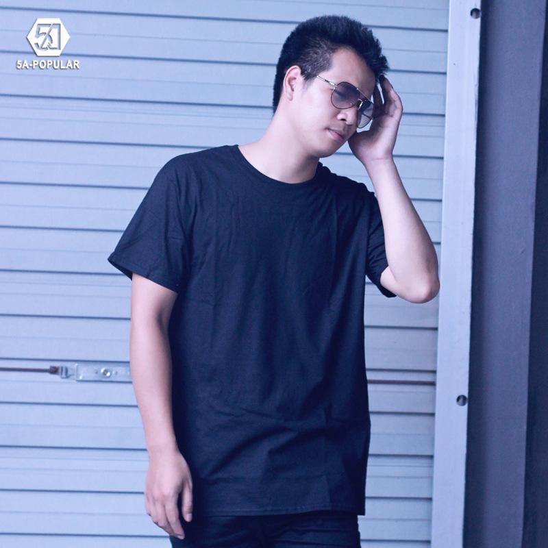 短袖牌广告衫原创文化衫订制个性棉T恤5a-popular男装|定做纯潮