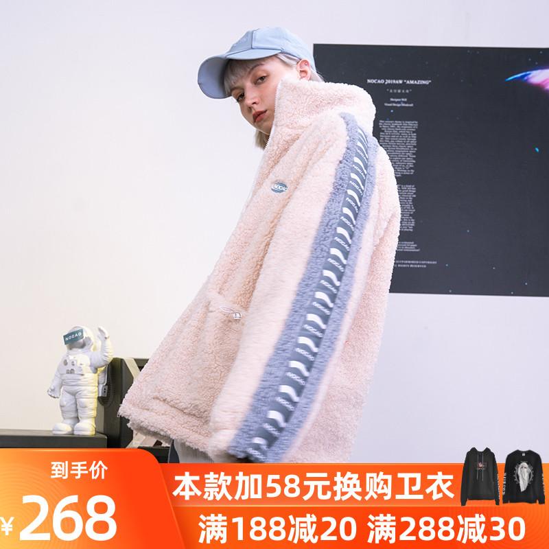 季野nocao秋冬季情侣装国潮牌夹克