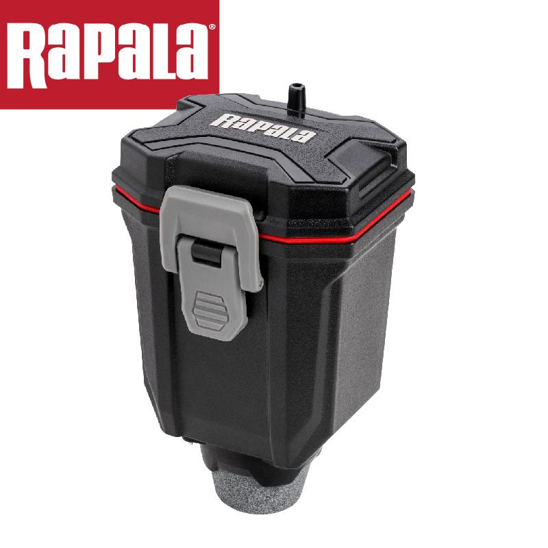 新品Rapala乐伯乐RCD系列RCDDFA紧凑型增氧泵路亚钓鱼垂钓工具