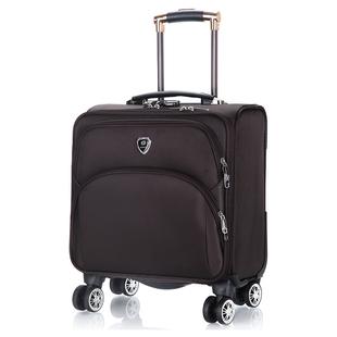韩版时尚拉杆箱18寸小行李箱牛津布万向轮乘务员登机箱男旅行箱女