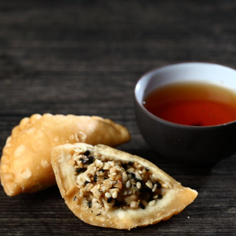 天天特价广东潮汕美食特产酥饺酥角花生芝麻酥 传统手工特色糕点