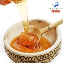 500g新疆黑蜂蜜便携挤压瓶枣花蜜纯正天然原蜜可泡百香果牛奶蜂蜜